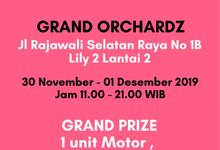 OPEN HOUSE 30 NOVEMBER - 01 DESEMBER by Orchardz Hotel Industri