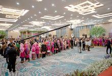 Pernikahan Kak SILVIRA & YOGA by THE KRAKATAU GRAND BALLROOM