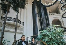 prewedding by D BRIDE