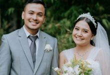 Elizabeth & Alpri Wedding At Pavilioen by Josh & Friends Entertainment