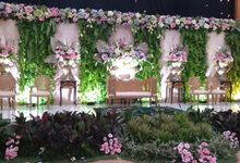 The Wedding Of Lastry & Hendry - Bohemian Rustic by Dirasari Catering