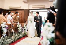 The Sultan - Satria & Gabby by Maestro Wedding Organizer
