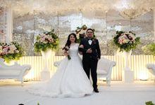 Daniel & Belinda Wedding by Elina Wang Bridal