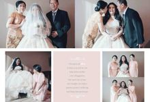 Two become One ❤ by Gorgeous Bridal Jakarta
