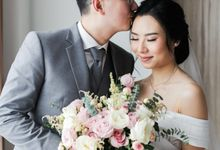 THE WEDDING OF BENNY & LESTARI by Serenity wedding organizer