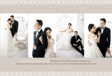 You don't spell it, You feel it... Love by Gorgeous Bridal Jakarta