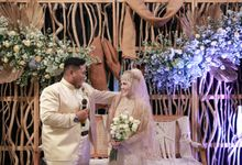 TOPIK SUDIRMAN & SARAH SEKAR by SORA Wedding Organizer