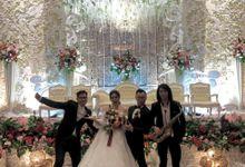 Wedding Reception of Acan&Ay ay by DJ Perpi