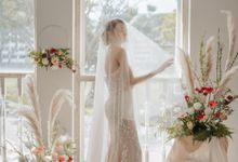 Shanice Bridal Styleshoot by Allylimmakeup