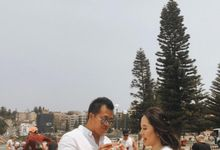 Prewedding Of Klara And Yosua by Makeup By Jes