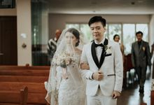 Calvin And Vania Wedding by DESPRO Organizer