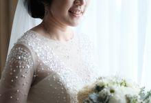 Ronald & Christina Wedding by Elina Wang Bridal