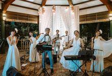 Martin & Allia Wedding - Cruise Ship by Canara Entertainment