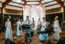 Martin & Allia Wedding - Cruise Ship by Canara Entertainment