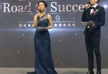 Awarding Night Firaxis Road to Success 2019 by MC Mandarin Linda Lin