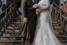 happy Wedding day marcia by D BRIDE