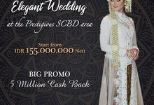 Elegant Wedding by Financial Club Jakarta