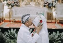 The Wedding Of Elfira & Handika by Armadani Organizer