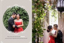 To be a part of you... by Gorgeous Bridal Jakarta