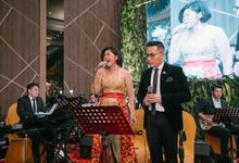 Wedding Atho & Shevira by Hanny N Co Orchestra