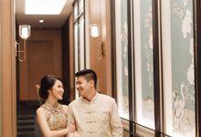 Sangjit of Edbert & Jaclyn by JP Wedding Enterprise