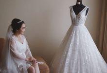 Wedding Of Ricky & Jessica by Elina Wang Bridal