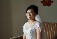 Wedding Of Tommy & Susan by Elina Wang Bridal