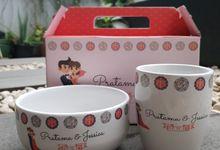 Pratama & Jessica by momogifts