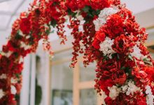 Wedding Decoration : Church by Florist By HaejaBudiman