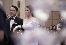 Mr. Ridge Kevin & Mrs. Eva Sarvana Wedding by Ventlee Groom Centre