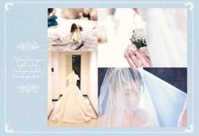 When i saw you, i fell in ❤ by Gorgeous Bridal Jakarta