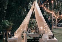Wedding Juharis & Novita by The Cakra Hotel Wedding Venue
