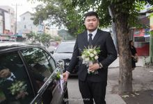 Jubelina Corrie and Stefen Yang Wedding by Solo Baru Int. Tailor