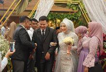 The Wedding Of Putry & Tedzar by Armadani Organizer