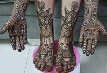 Mahendi Artist by Latest Professional Bridle Mahendi Artist