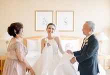 wedding frans and yvana by Vivi Valencia