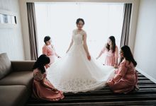 Samuel & Desy by JCL FOTO BRIDAL SALON