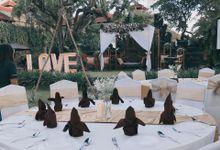 Wedding Haejun & Shanty by The Cakra Hotel Wedding Venue
