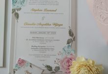 Undangan Stephen Claudia by JN Invitation