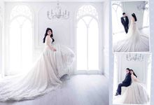 We decided on forever ❤ by Gorgeous Bridal Jakarta