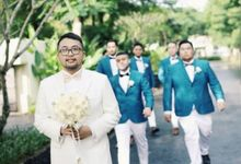 WEDDING SUITS by Ansella Tailor