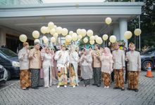 The Wedding Of Saras & Sabil Sundanese Culture by Armadani Organizer