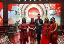 Orchestra for Chinese New Year OCBC NISP by BERN MUSIC SIGNATURE