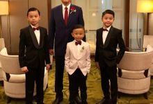 Mr. Aditya And Family by Ansella Tailor