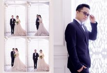 Love & Laughter & Happily ❤ by Gorgeous Bridal Jakarta