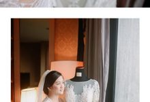 Wedding Of Yandy & Chika by Elina Wang Bridal