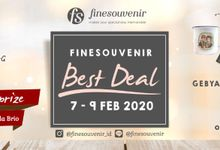 Fine Souvenir Best Deal Ever 7-9 Feb at Balai Kartini - Jakarta by Fine Souvenir