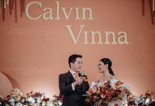 Vinna Gracia & Calvin by Henri Winata Menswear