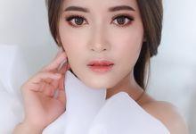 Flawless Bride Makeup by XAVIER Makeup