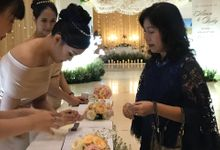 Wedding of Alwen & Debby - Beauty Usher by Beauty Usher